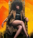 Pearl Thusi Queen Sono Coat