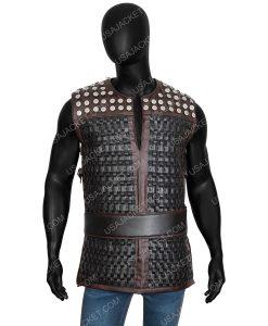 The Last Kingdom Season 03 Leather Vest
