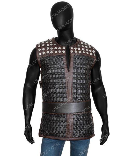 The Last Kingdom Season 03 Vest With Studs
