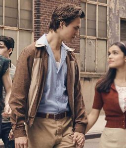 Tony West Side Story Cotton Jacket
