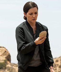 Elsie Hughes Westworld S03 Bomber Jacket