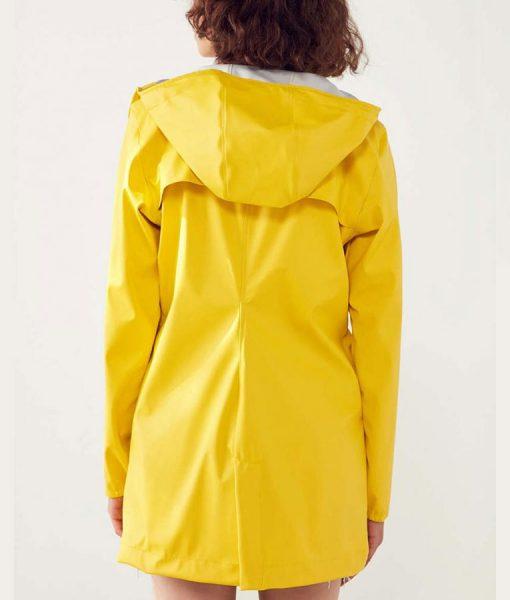Zoeys Extraordinary Playlist Jane Levy Coat With Hood