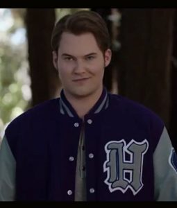 13 Reasons Why Justin Prentice Letterman Jacket
