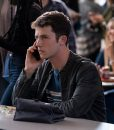 13 Reasons Why Clay Jensen Cafe Racer Jacket