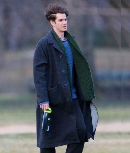 Andrew Garfield  Tick, Tick...Boom Coat