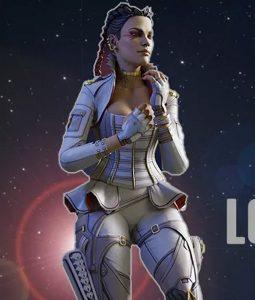 Apex Legends Season 05 Loba Jacket