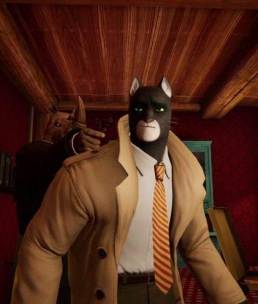 Blacksad Under The Skin Coat