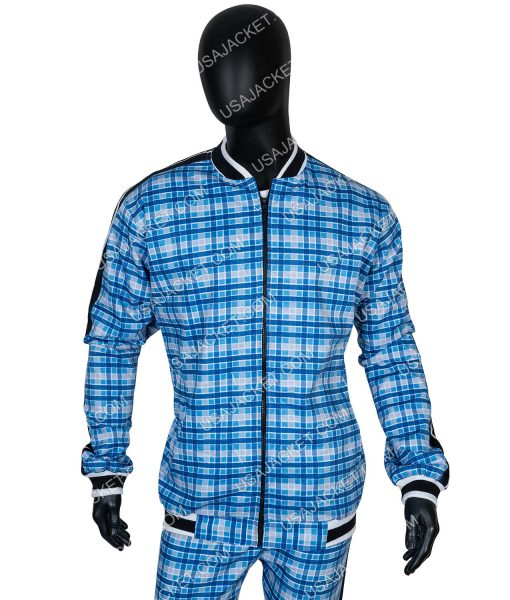 The Gentlemen Checkered Trucksuit