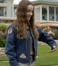 Amy Booksmart Jacket With Patches