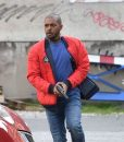 Bulletproof Red Quilted Jacket