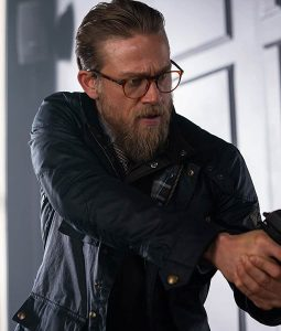 Charlie Hunnam The Gentlemen Ray Jacket