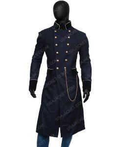 Zachary Quinto NOS4A2 Charlie Manx Coat