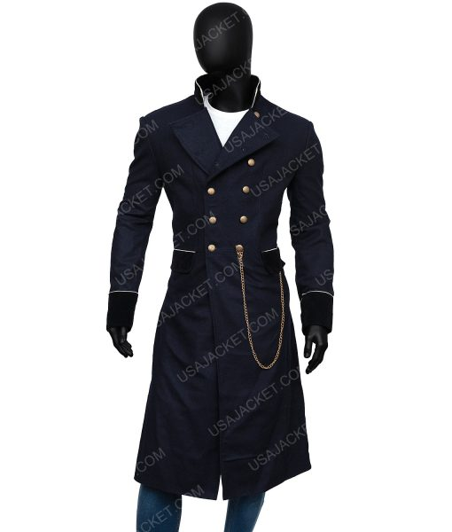 Charlie Manx NOS4A2 long Coat
