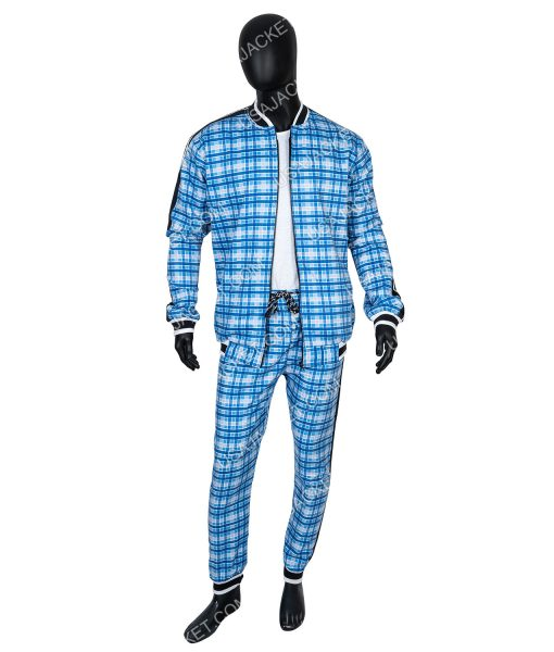 Checkered Tracksuit