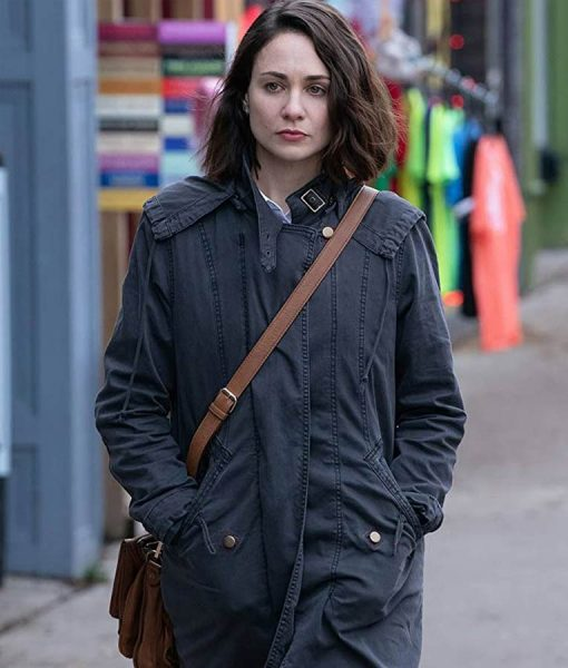 Disappearance At Clifton Hill Abby Coat