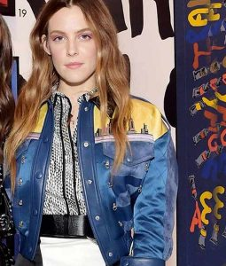 Earthquake Bird Riley Keough Jacket