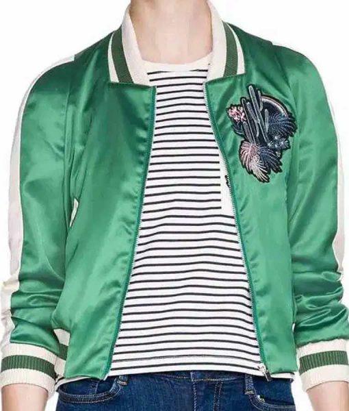 Eleanor Shellstrop The Good Place Varsity Jacket