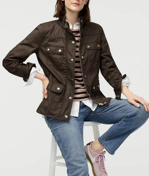 Good Girl Season 03 Christina Hendricks Jacket