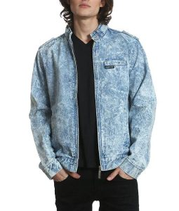 Good Girls Season 03 David Hornsby Denim Jacket