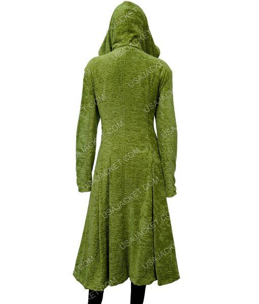 Grace Sachs The Undoing Green Coat