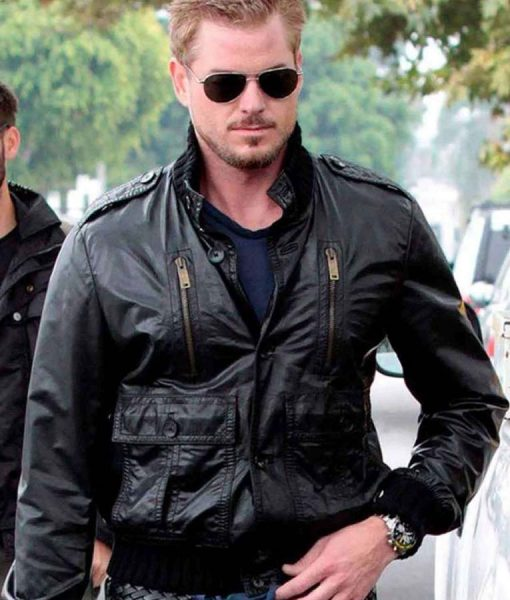 Dr. Mark Sloan Grey's Anatomy Bomber Jacket