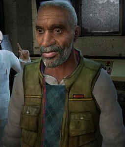 Dr. Eli Vance Half-Life 2 Vest