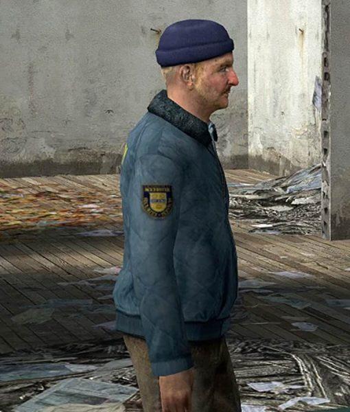 Half-Life 2 Odessa Cubbage Bomber Jacket
