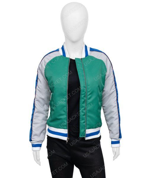 KiKi Layne The Old Guard Nile Freeman Jacket