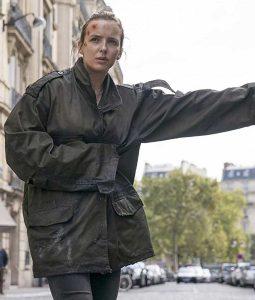 Killing Eve S03 Black Jacket