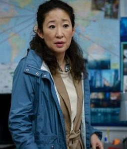 Killing Eve S03 Eve Polastri Hooded Coat