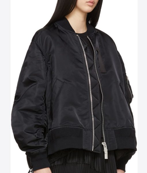 Villanelle Killing Eve S03 Bomber Jacket
