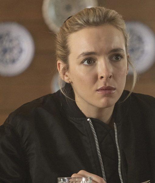 Killing Eve S03 Jodie Comer Bomber Jacket