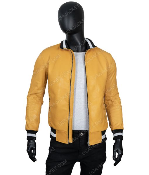 Love, Victor Yellow Jacket