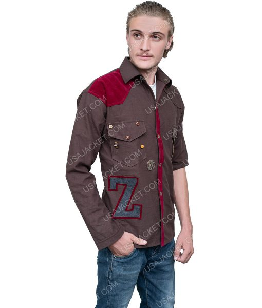 Zombies 2 Zed Z Logo Jacket