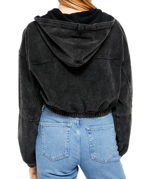 Never Have I Ever Devi Crop Jacket