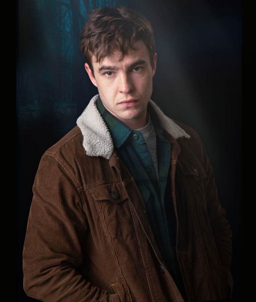 Nico Mirallegro Penance Jed Cousins Jacket With Shearling Collar