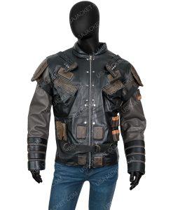 The Suicide Squad 2 Pete Davidson Leather Jacket
