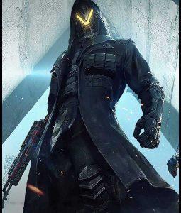 Playerunknown's Battlegrounds Season 11 Elite Agent Coat