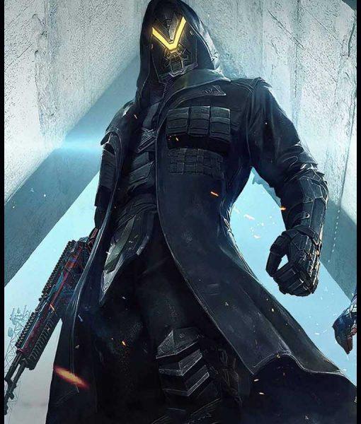 Season 11 PUBG Elite Agent Trench Coat