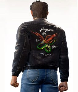 Shenmue 3 Backer Bomber Jacket