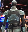Star Wars The Mandalorian Gina Carano Leather Jacket