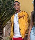Thabang Kamogelo Molaba Blood & Water Karabo Molapo Leather Jacket