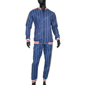 The Gentlemen Blue Lining Tracksuit