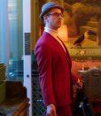 Matthew The Gentlemen Red Suit
