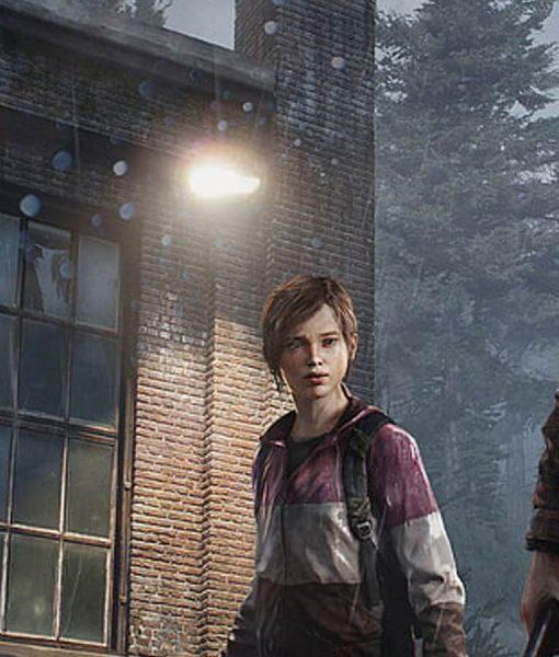 The Last Of Us Part II Ellie Hoodie