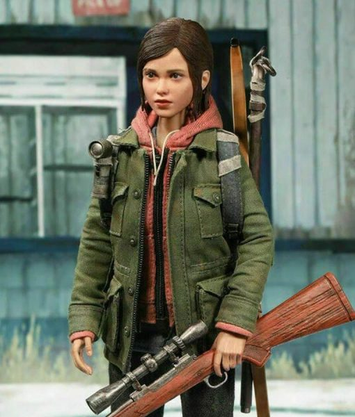 The Last Of Us Part II Ellie Jacket