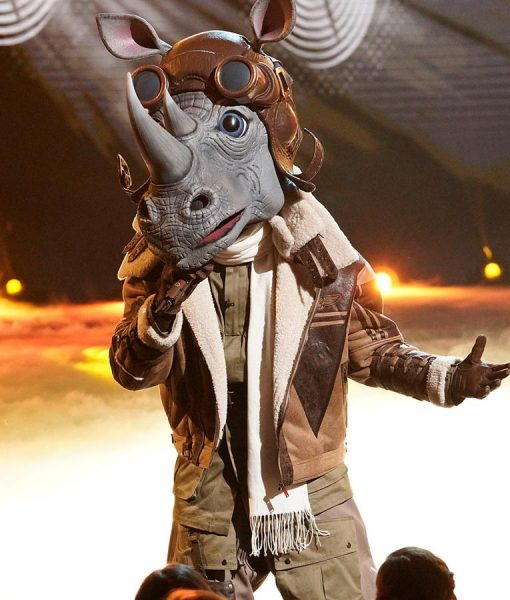The Masked Singer Season 03 Rhino Barry Zito Jacket