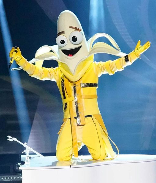 The Masked Singer Season 03 Banana Bret Michaels Jacket