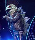 The Masked Singer Season 03 Jesse McCartney Jacket With Spikes