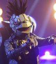 The Masked Singer Season 03 Turtle Jesse McCartney Jacket With Spikes